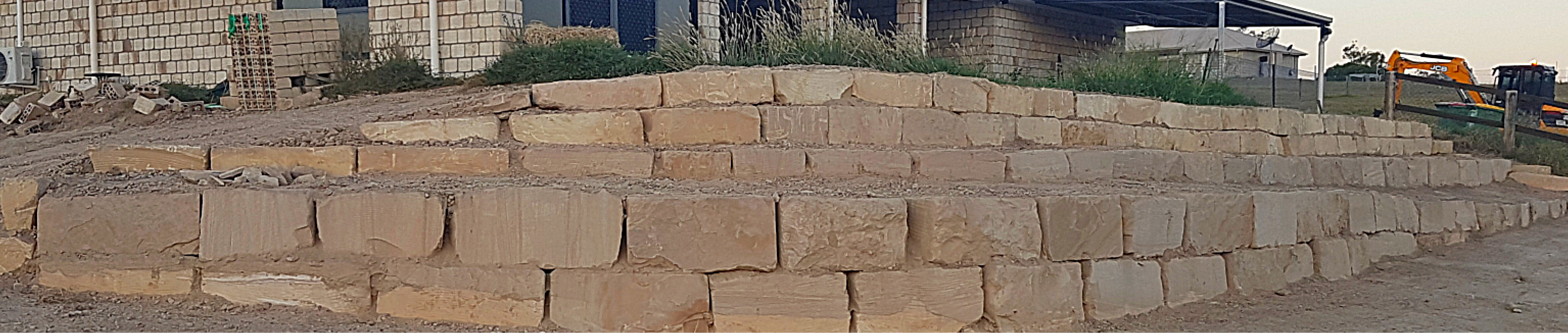 Frequently Asked Questions - South Brisbane Sandstone Rock Walls